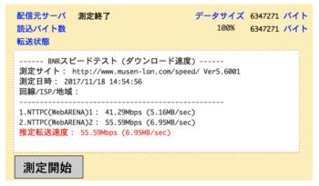 NTT光速度