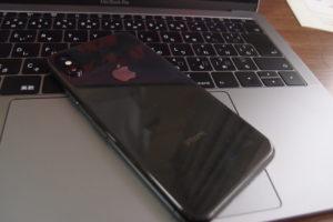 iPhoneX背面