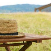 登山 帽子